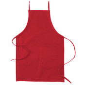 Wrestling Embroidered Two Pocket Apron