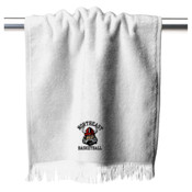 Basketball (Girls) - Embroidered Rally Towel