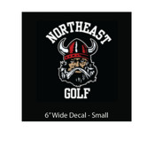 Golf Decal - Small