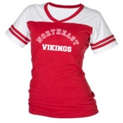 Basketball (Girls) Powder Puff Tee