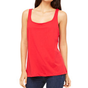 Basketball (Girls)  Bella Relaxed Jersey Tank