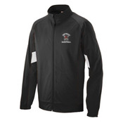 Basketball Embroidered Force Jacket
